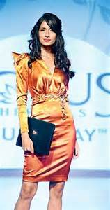 Zarine is a runway hottie but must learn fashion tricks ...