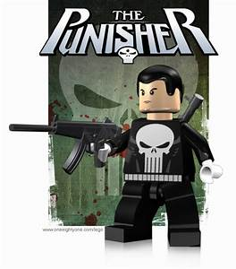 Lego Punisher by mikenap22 on DeviantArt
