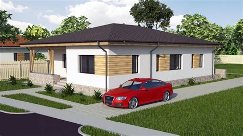 3 bedroom contemporary house plans modern bungalow house design 3 bedroom house model a30 17980 | maxresdefault