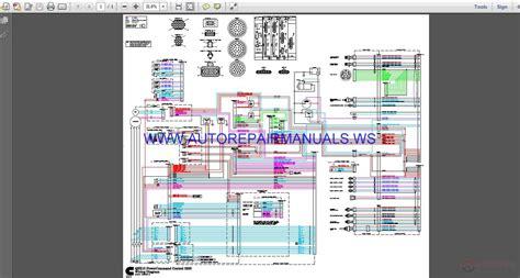 cummins qsx15 power command control 3200 wiring diagram manual auto repair manual forum
