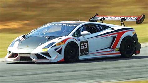 lamborghini gallardo super trofeo race car sars blog