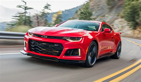 Is The Fastest Camaro by How Fast Is The New 2017 Camaro Zl1 It S The Fastest Yet
