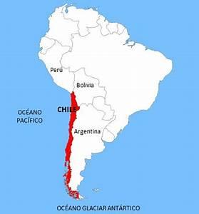 Límites de Chile (con mapa) Saber es práctico