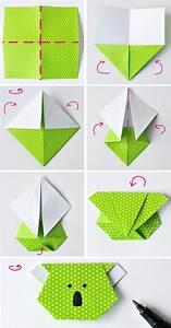 Faire Des Origami : origami facile marque page ~ Nature-et-papiers.com Idées de Décoration