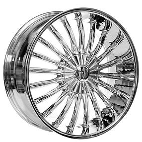 velocity wheels vw chrome rims vc