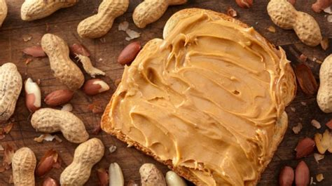 Counting Health Benefits Of Peanut Butter