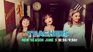 Teachers TV Show on TV Land: Ratings (Cancel or Season 4 ...