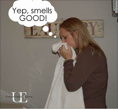 Towels Clean Smell Smelly Smells Smelling Challenge