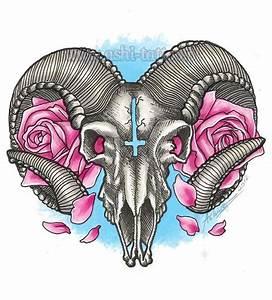 Satanic Goat Tattoo | www.pixshark.com - Images Galleries ...