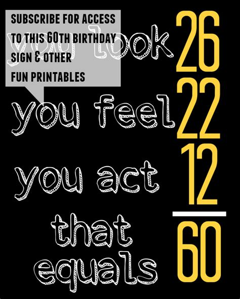 Th  Ee  Birthday Ee   Math Sign Printable Child At Heart Blog