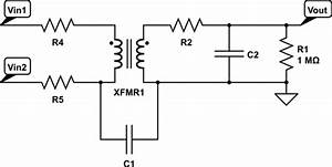 Differential High Voltage Measurement Using A Transformer