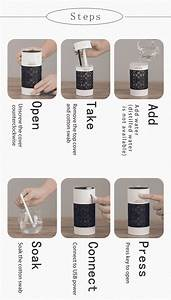 Personal Travel Small Handy Aromatic Diffuser Cool Mist