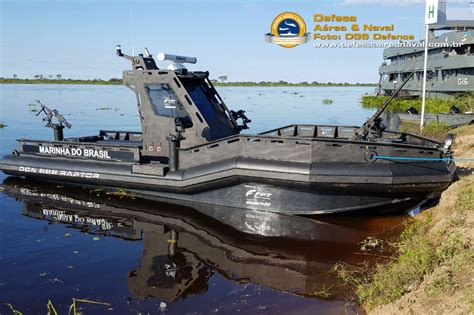 Raptor Boats Brazil by H I Sutton Covert Shores