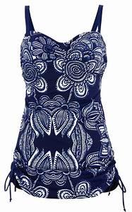 maillot de bain 1 piece robe jupette grande taille armelle With robe de bain grande taille