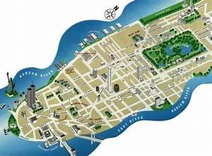 Plan De Manhattan : new york en 3jours ~ Melissatoandfro.com Idées de Décoration