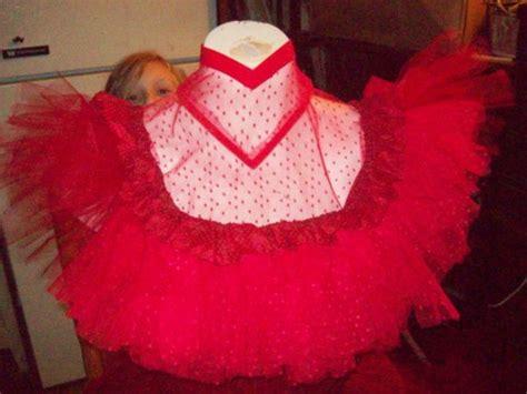 Lydia Beetlejuice Red Dress Costume - Meningrey