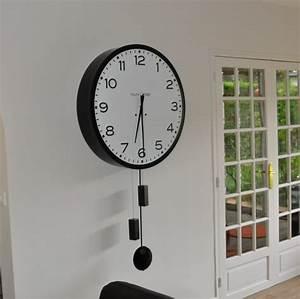 Horloge Murale Moderne : horloge de gare moderne 13 horloge murale de gare style gousset hoze home ~ Teatrodelosmanantiales.com Idées de Décoration