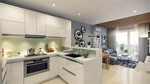 Small, Open, Plan, Home, Interiors