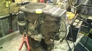 Lot 1794a John Deere Lt133 Engine Compression Test 13hp