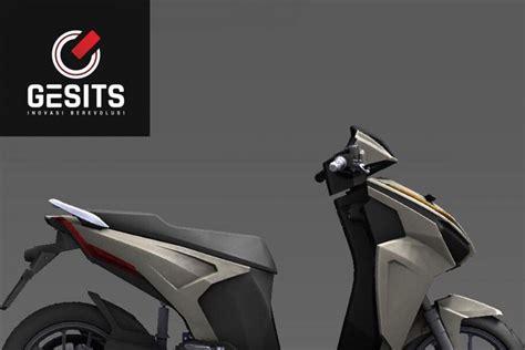 Gesits Image by Catat Ini Jadwal Peluncuran Skuter Listrik Gesits