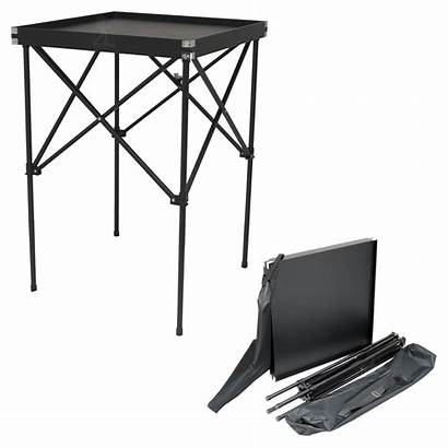 Table Makeup Portable Stand Esthetician Justcase Hiker