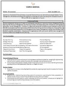 great professional resume exles 10000 cv and resume sles with free