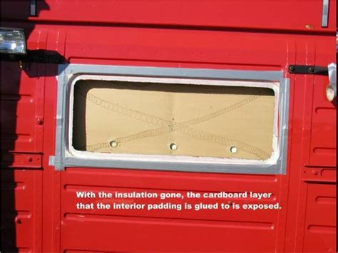 volvo rear window installation heavy haulers rv resource