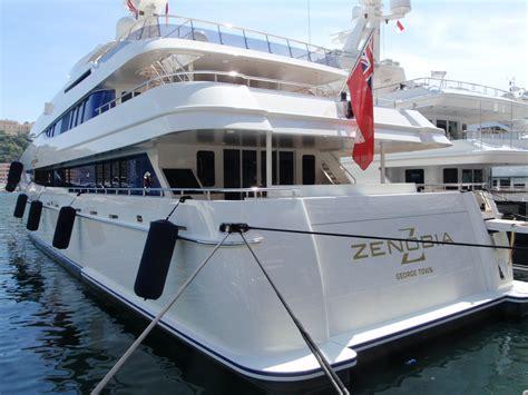 Yacht Zenobia by Yacht Zenobia Abeking Rasmussen Charterworld Luxury