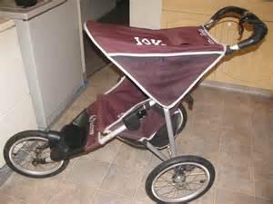 Instep Double Jogging Stroller