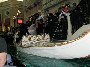 wedding gondola picture of the venetian las vegas las With gondola wedding las vegas