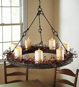 Kronleuchter Mit Kerzen Und Lampen : kronleuchter mit kerzen 29 verbl ffende modelle ~ Bigdaddyawards.com Haus und Dekorationen