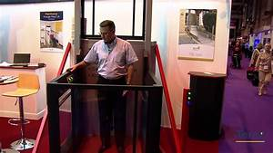 New Melody 3 Platform Lift Product Launch At Naidex 2015