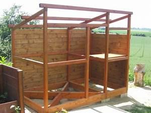 Construire Un Poulailler En Bois : une autre fa on de construire un poulailler en bois ~ Melissatoandfro.com Idées de Décoration