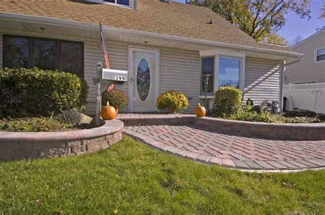 front yard retaining wall retaining walls in front yard our masonry work pinterest