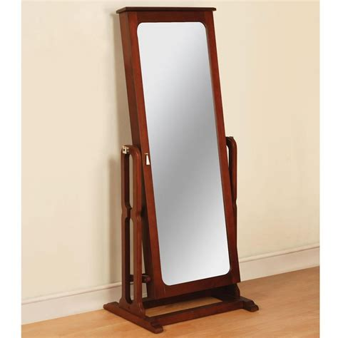 20 Photos Small Free Standing Mirror  Mirror Ideas