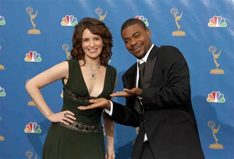 Tina Fey Scolds But Protects Tracy Morgan After Anti-gay