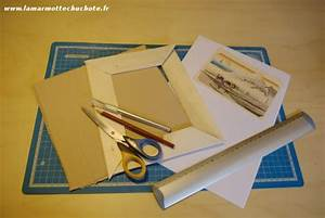 Cadre Photo A Poser : diy cadre photo poser la marmotte chuchote ~ Teatrodelosmanantiales.com Idées de Décoration