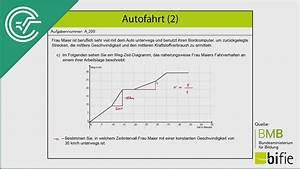 Geschwindigkeit Berechnen Auto : bifie aufgabenpool mathematik erkl rt mit videos f r ahs bhs ~ Themetempest.com Abrechnung