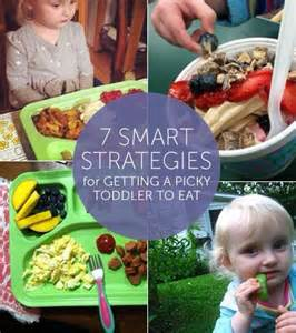 Foods for Picky Toddler Eaters