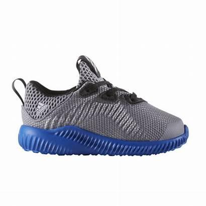 Adidas Alphabounce Onix Grey Clear Infants Zapatilla