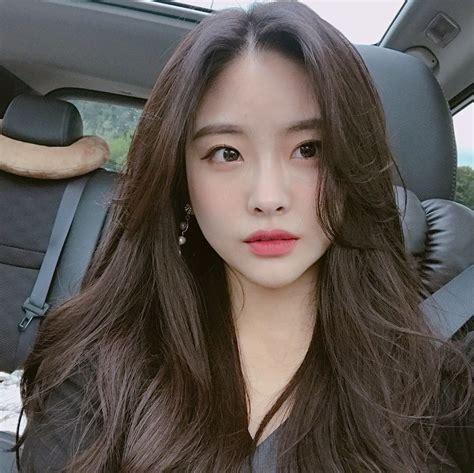 𝑷𝒊𝒏𝒕𝒆𝒓𝒆𝒔𝒕: 𝒉𝒐𝒏𝒆𝒆𝒚𝒋𝒊𝒏 | Model hair, Beauty girl, Uzzlang girl