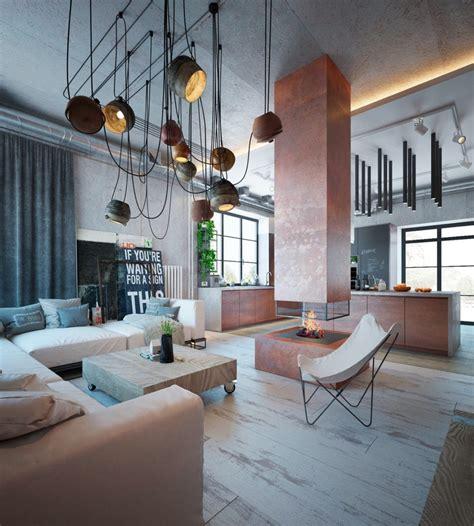 industrial home interior design industrial interior design ideas