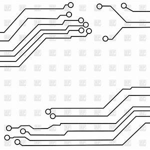 design clipart circuit board pencil and in color design With electronic circuit board design