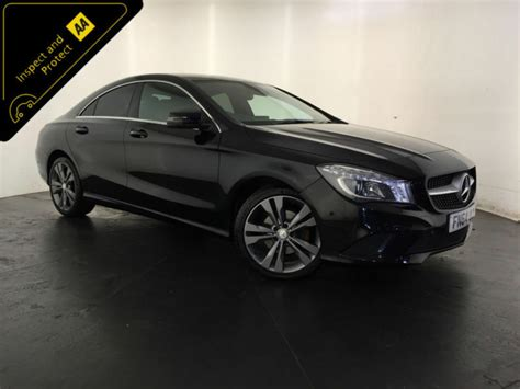 The ice drives the front wheels of the vehicle. 2014 64 MERCEDES CLA 220 SPORT CDI 4 DOOR SALOON DIESEL 1 OWNER FINANCE PX | in Wolverhampton ...