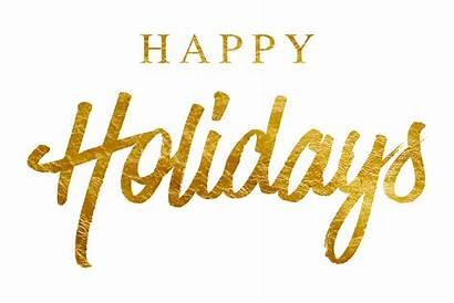 Holidays Happy Text Holiday Transparent Flute Academy