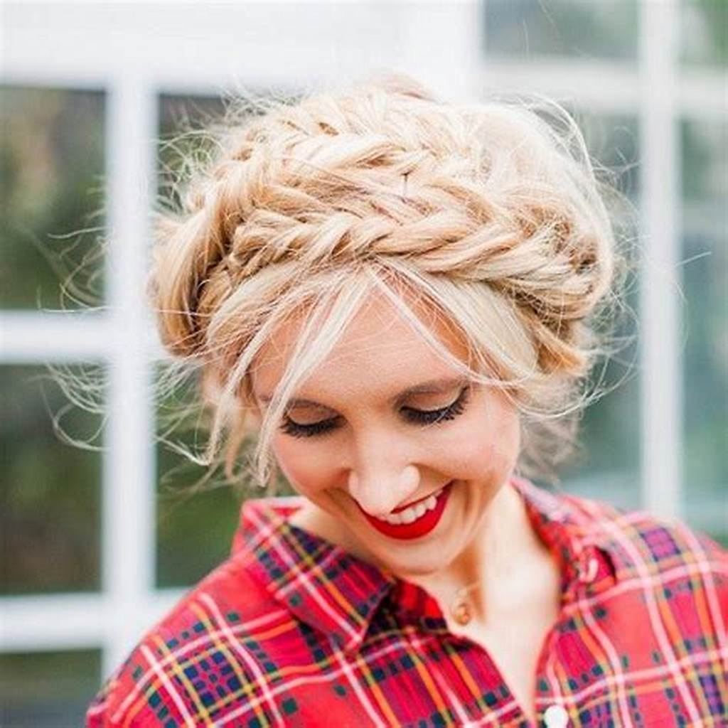 #20 #Chic #Milkmaid #Braid #Ideas