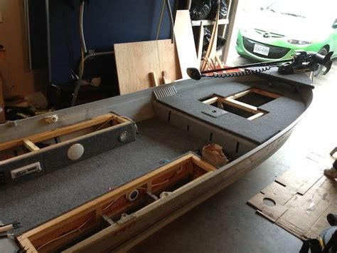 Jon Boat Storage Box Sale by 10 Decked Out Jon Boats You Ll Want For Yourself