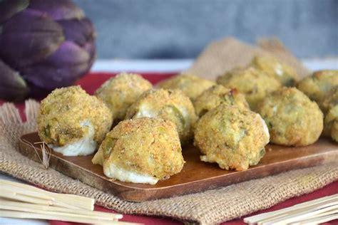 ricette per cucinare carciofi 187 polpette di carciofi e ricotta ricetta polpette di
