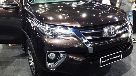 toyota fortuner  wd  youtube