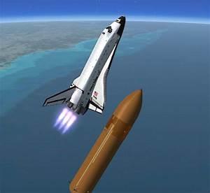 SP2 Space Shuttle Atlantis for FSX